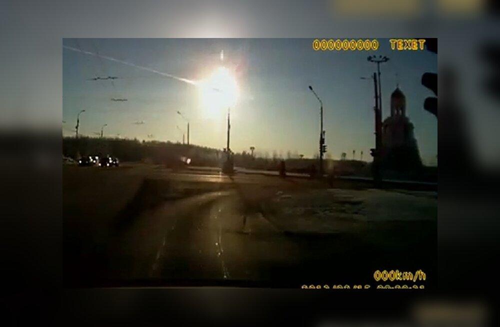 VIDEOD: Meteoore nähti reedel paukumas ka Kuuba ja California taevas
