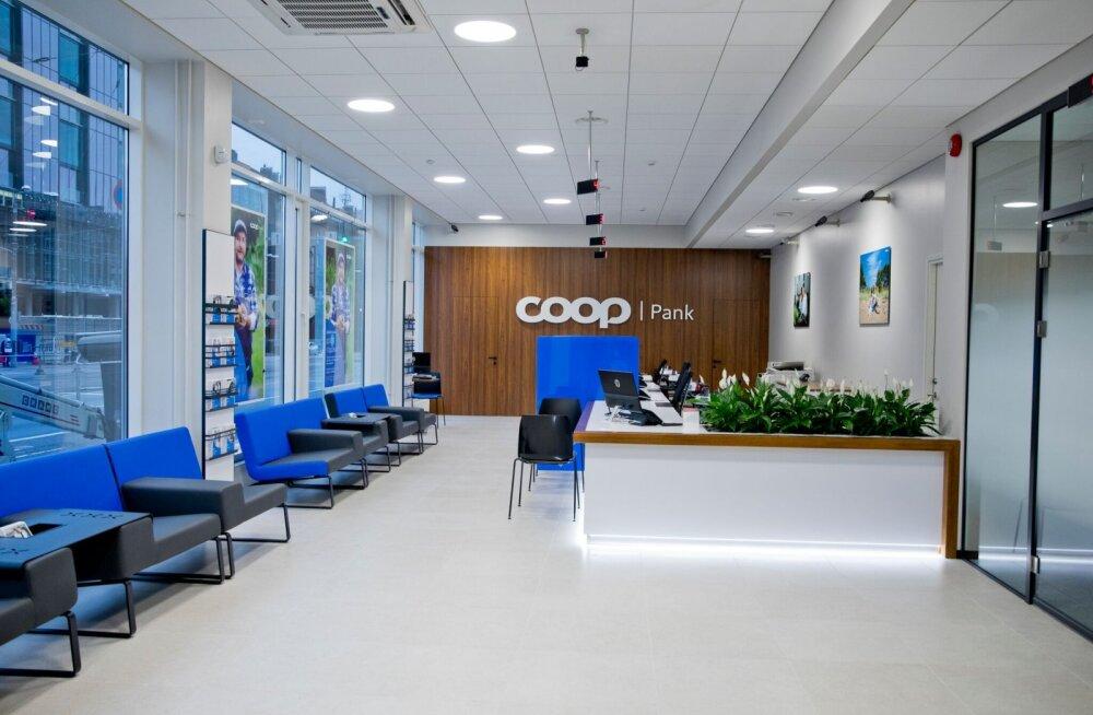 FOTOD | Coop Pank alustas tegevust