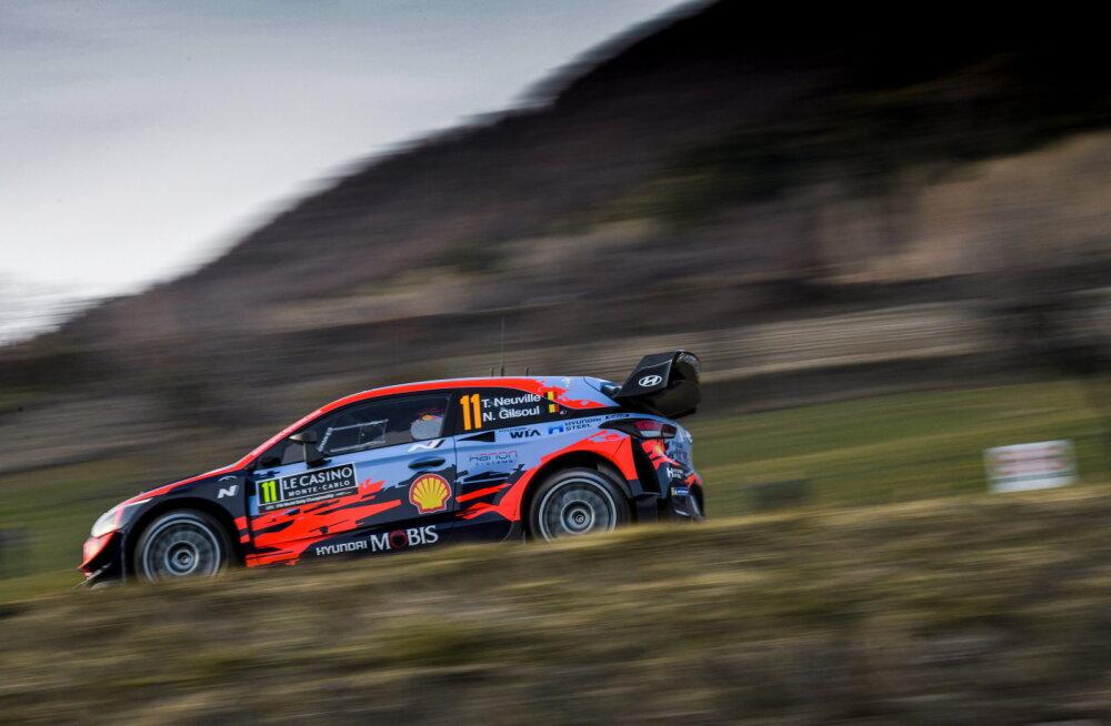 Belgia WRC-ralli korraldajate plaan läks luhta