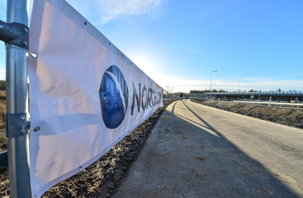 Nordecon построит первые полосы обгона на шоссе Таллинн-Пярну-Икла