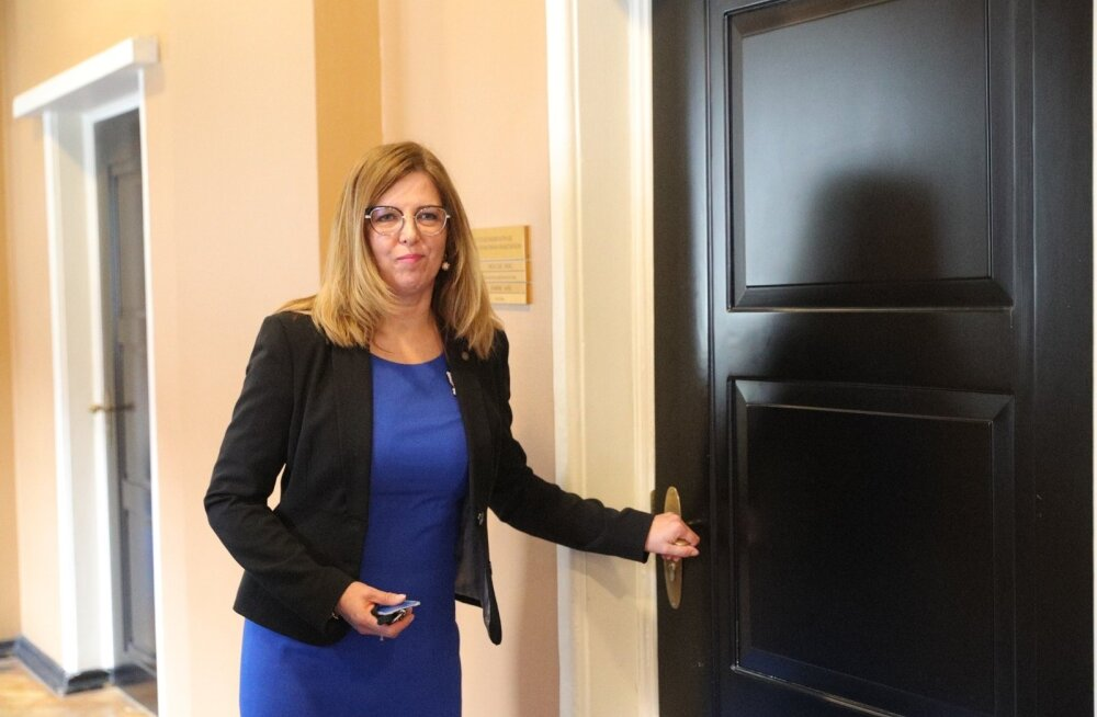 EKRE uus ministrikandidaat käib riigiga kohut