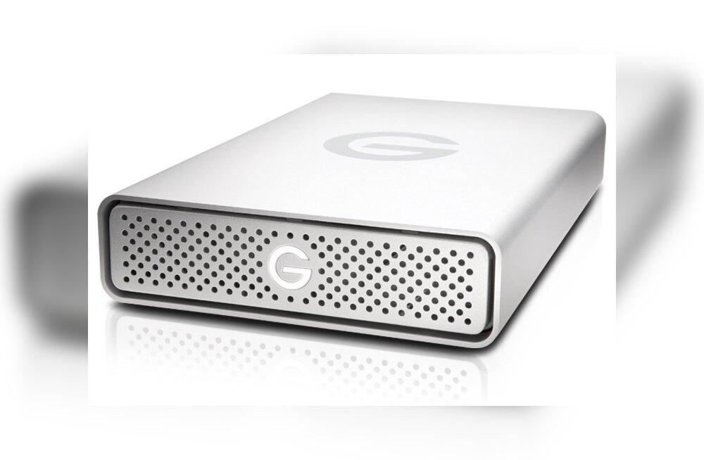Western Digital tegi välise kõvaketta spetsiaalselt neile, kellel on liiga moodne sülearvuti