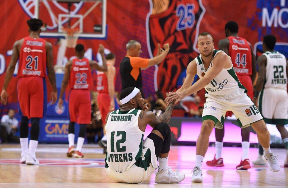 Panathinaikoses mänginud Leedu koondislane naasis Žalgirisse