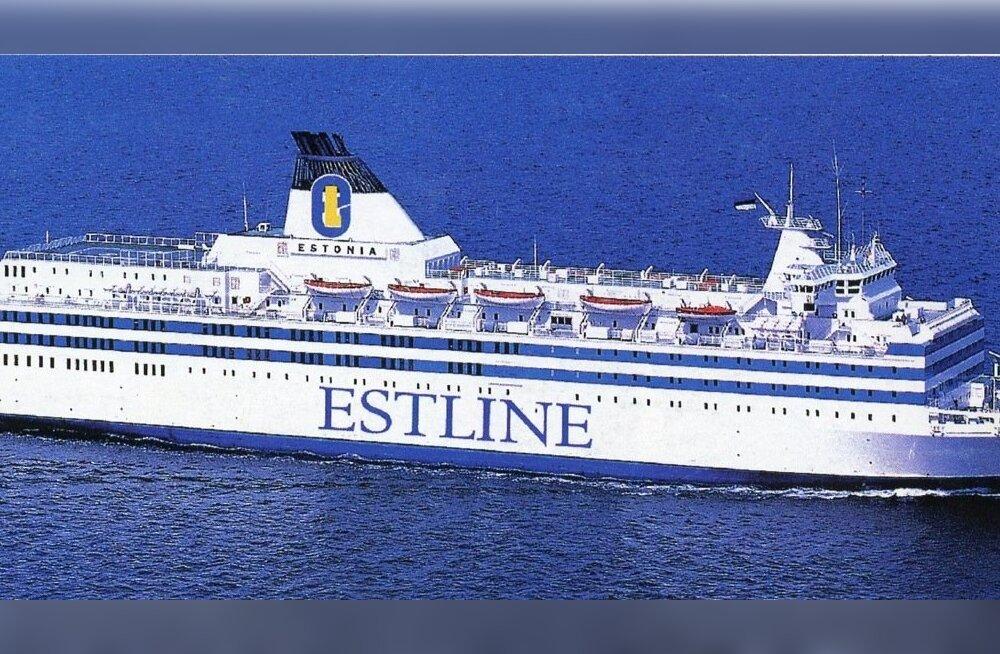 Rootsi politsei hakkas uurima võimalikku kuritegu seoses Estonia juures sukeldumisega