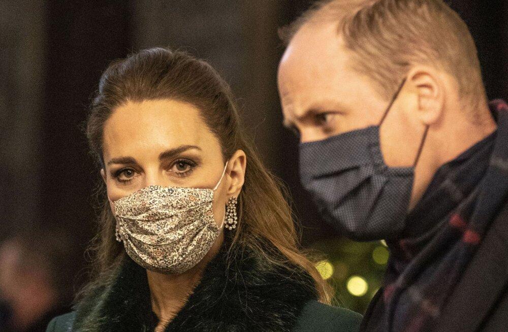 Принц Уильям и Кейт Миддлтон отказались желать британцам счастливого Рождества. Они сочли это неэтичным