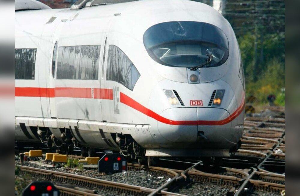 Для окупаемости Rail Baltic нужны тысячи пассажиров в день