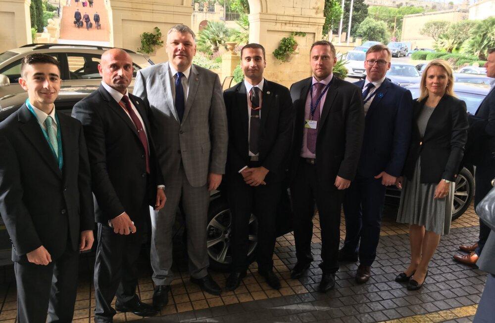 Pomerantsi eesistumise blogi nr. 9: Malta mitteametlik keskkonnanõukogu ja sada pisiasja