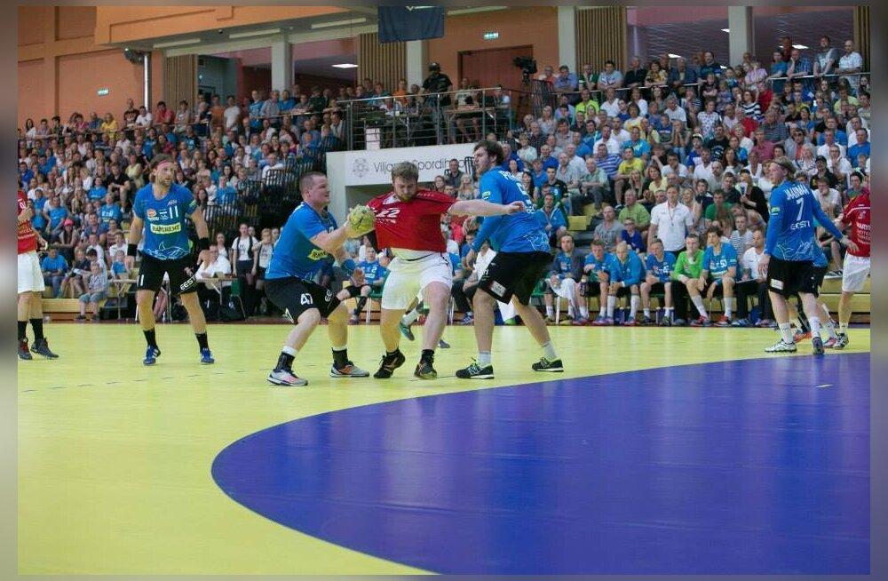 Viimati kohtus Eesti Luksemburgiga pilgeni täis Viljandi spordihoones aastal 2015.
