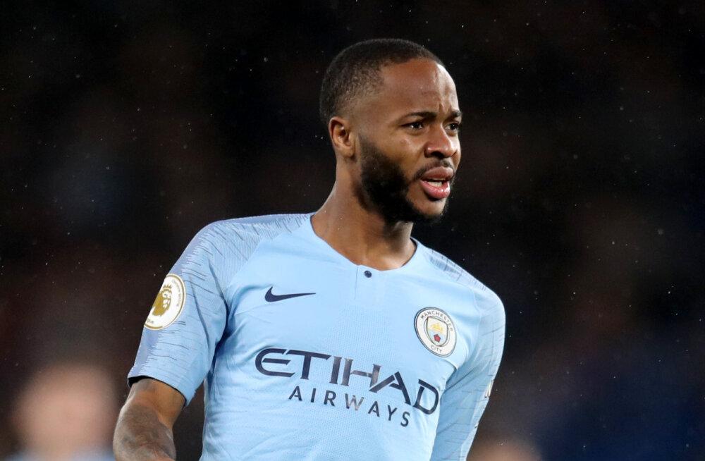 Manchester City ründetäht süüdistas Inglismaa meediat rassismile õhutamises