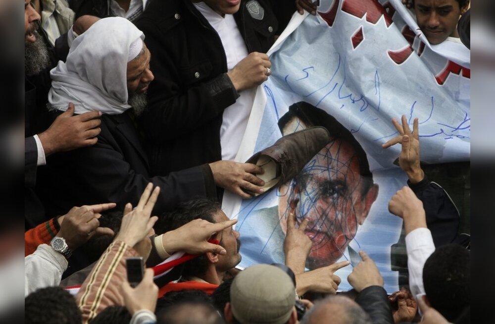 Egiptuse rahandusminister vabandas ajakirjanike ründamise pärast