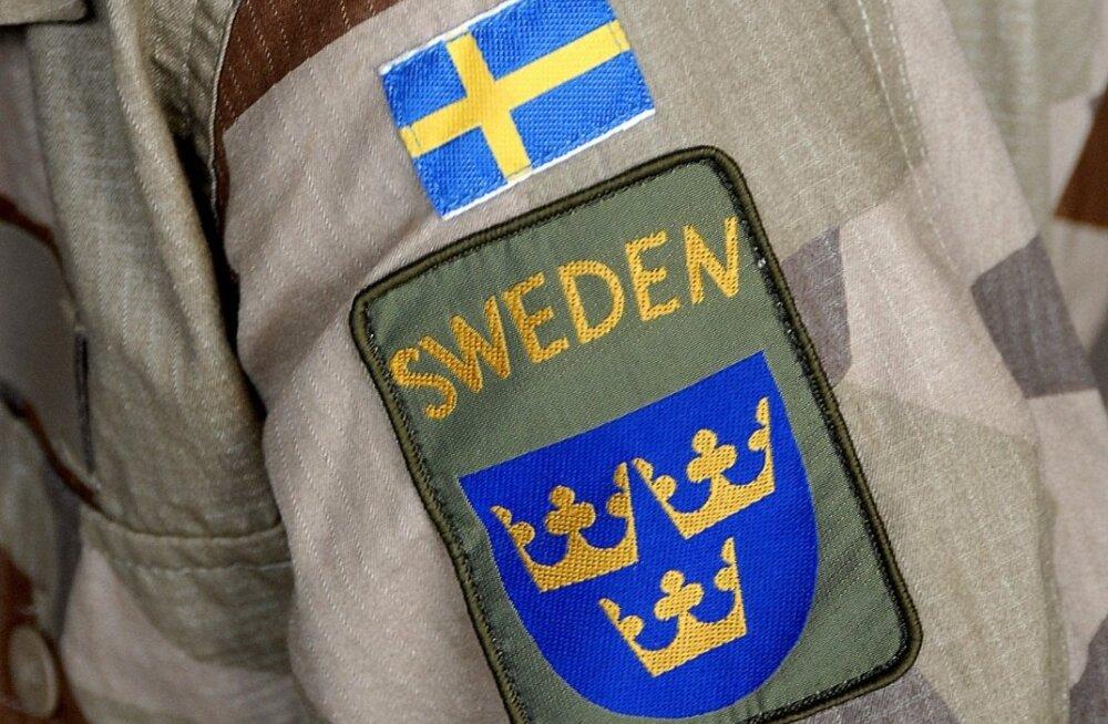 Rootsi valitsus otsustab kohustusliku ajateenistuse taastamise