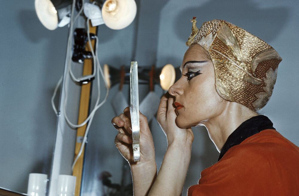 FOTO aastast 1976 | Armastatud priimabaleriin Tiiu Randviir 40 aastat tagasi