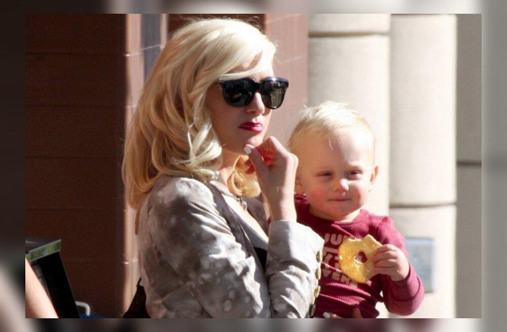 Gwen Stefani: abikaasa tahab, et ma ka kodus meigitud oleksin