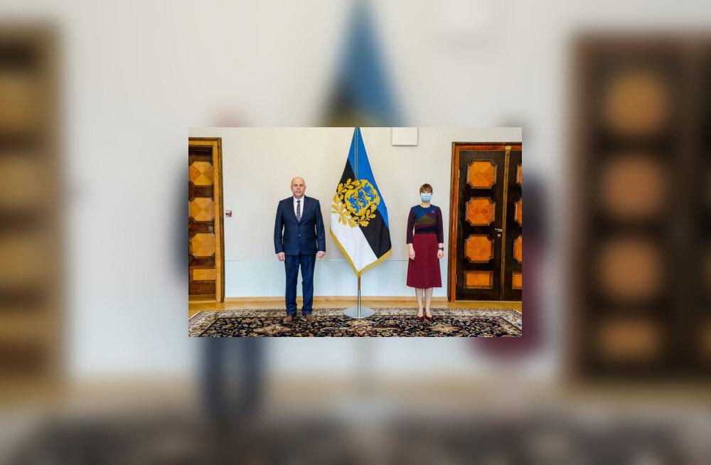 Президент назначила нового министра внешней торговли и инфотехнологий