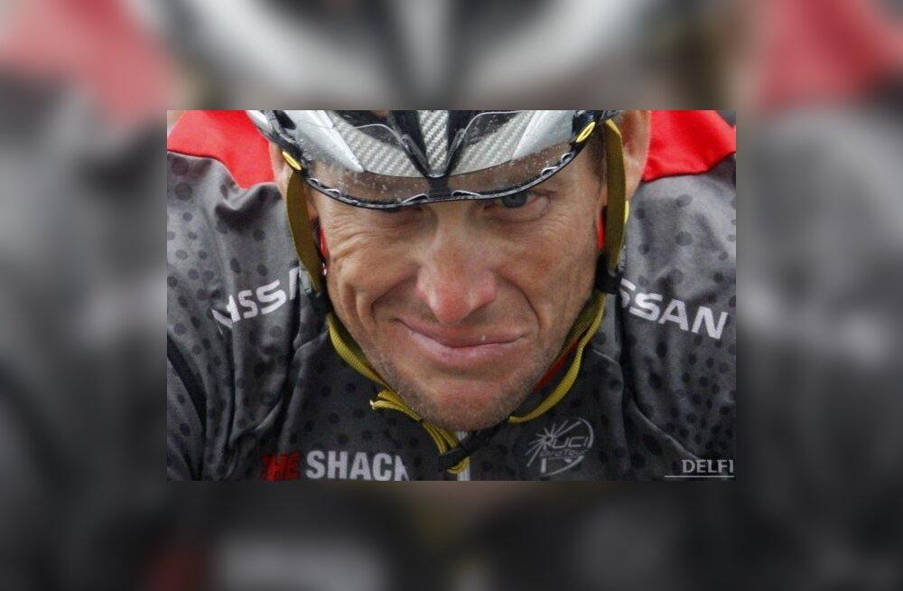 Lance Armstrong, jalgratas