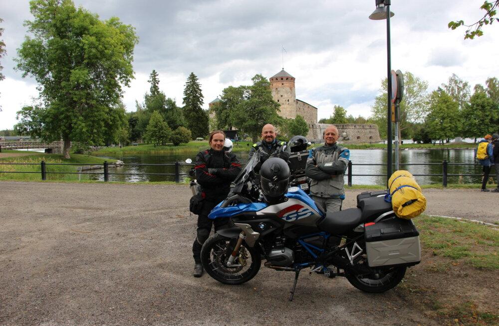 Katkend reisiraamatust | Teekond Nordkapi suunas: Soome