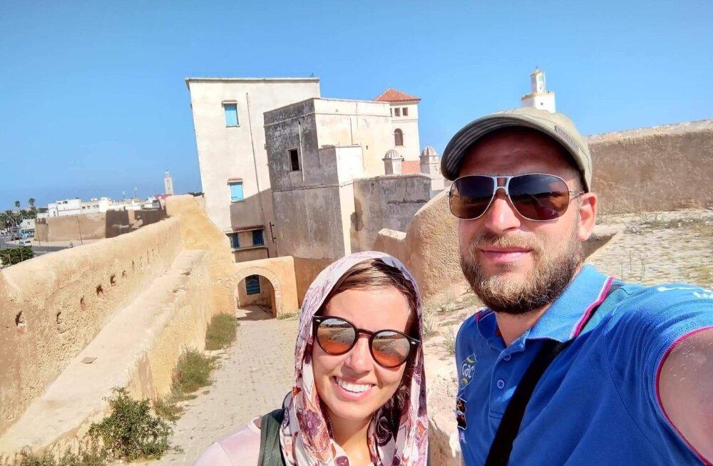 KaseCamperid Marokos