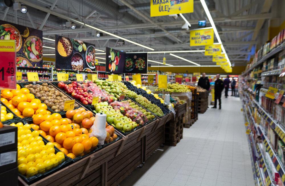 ФОТО: Торговая сеть Maxima открыла в Эстонии 82-й магазин