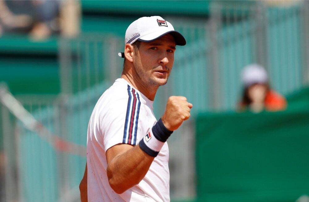 Serbia tennisist Dušan Lajovic