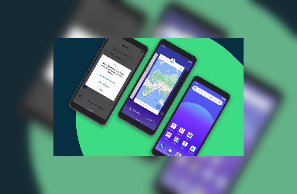 Android 11 on tore küll, aga kuidas see opsüsteem odavatel telefonidel lippab?