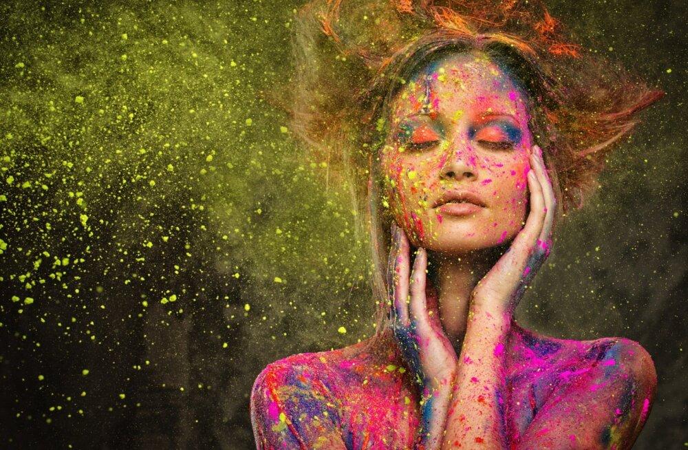 Muutes oma sagedust, muudad maailma enda ümber