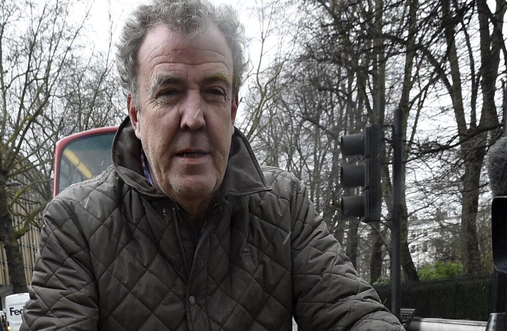 Jeremy Clarkson Soome maailma õnnelikemaks riigiks valimisest: juhuslikud möödakäijad saadavad sind per**e, liputajad ja inimesed tahavad sind nülgida