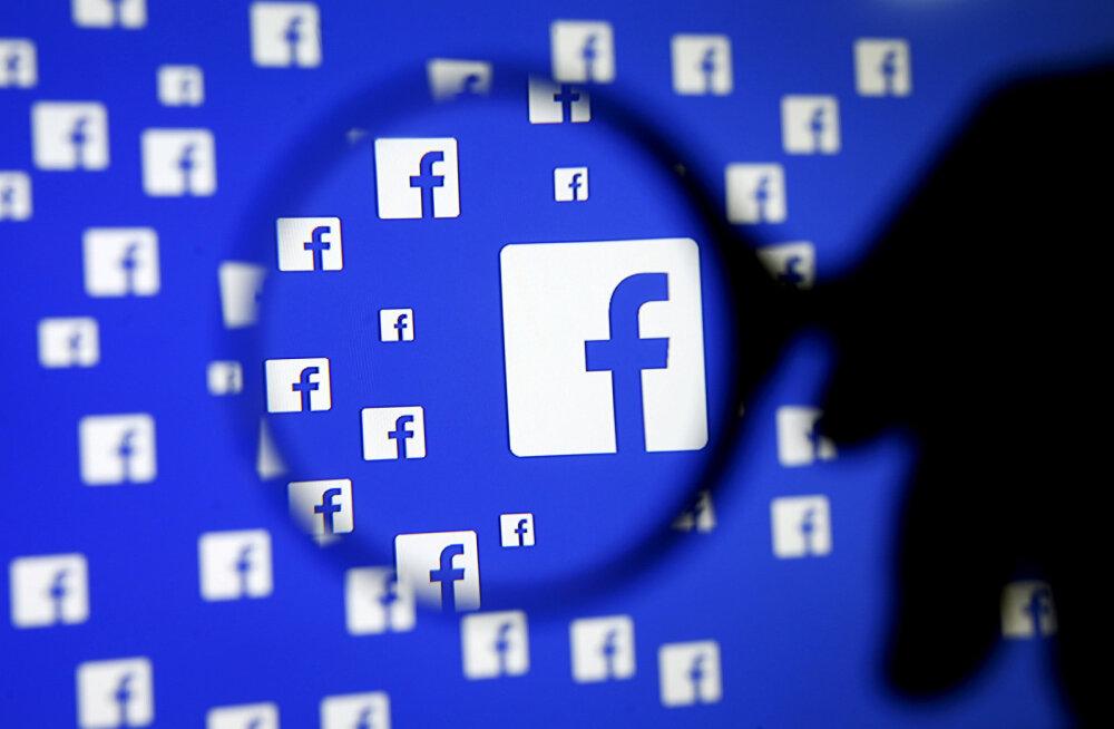 Facebook on kimpus üha suureneva libakontode hulgaga