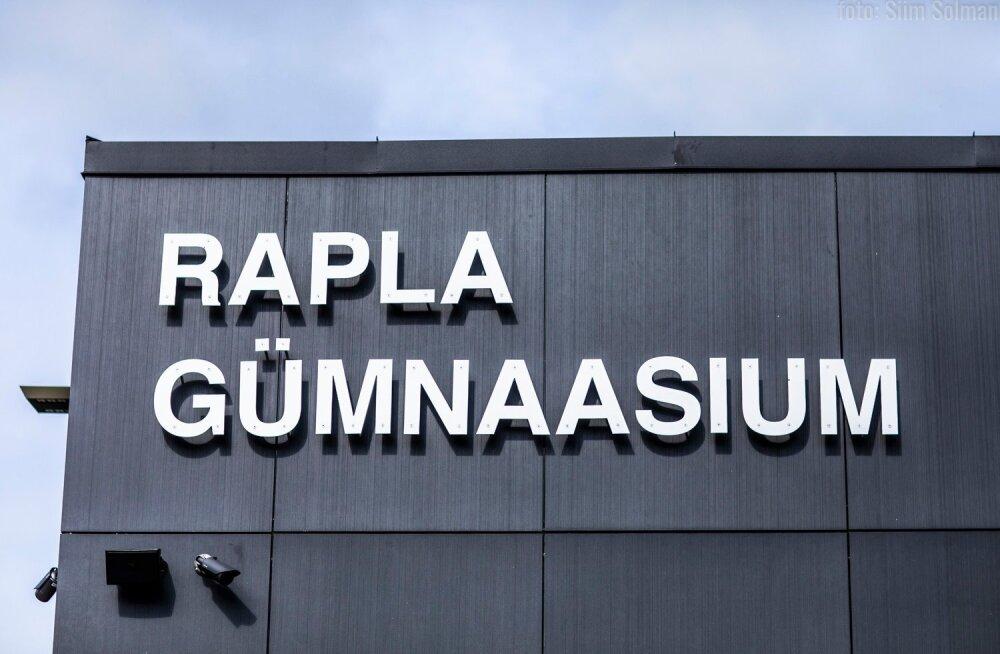 Rapla Gümnaasiumi avamine