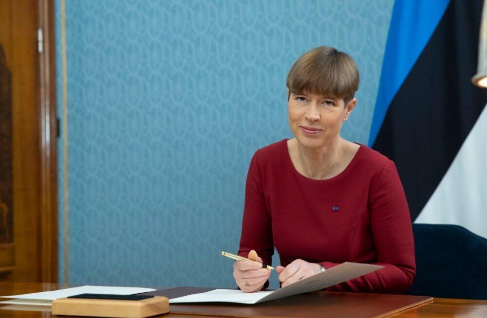 Керсти Кальюлайд: мы разделяем мнение о непредсказуемости России и делаем различие между режимом и гражданами