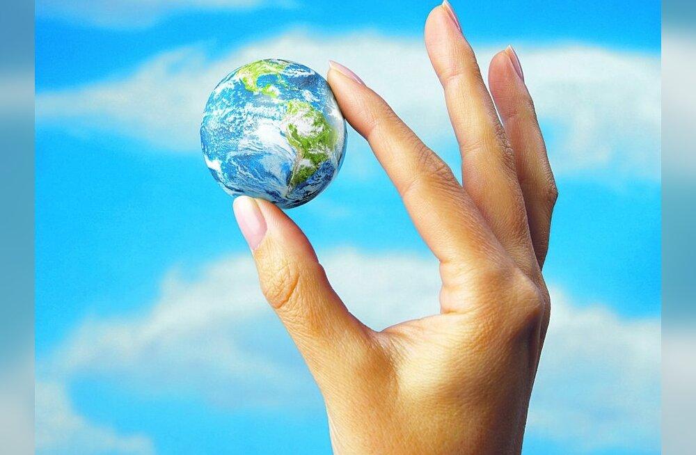 Maakera on niisama sile kui piljardikuul