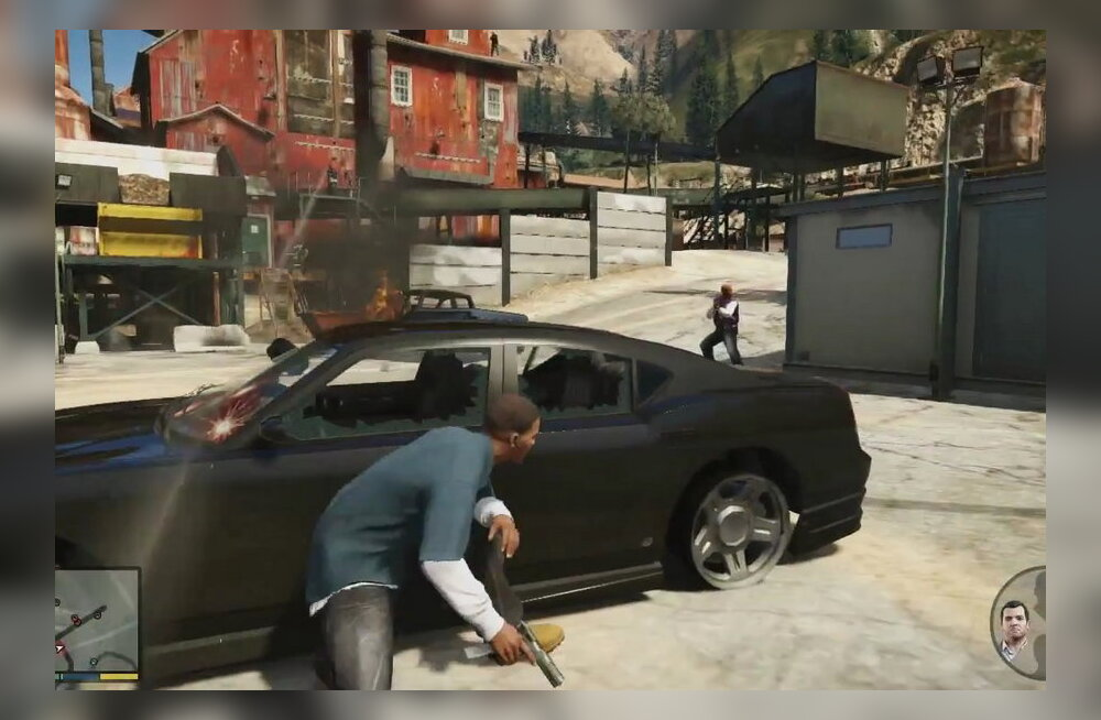 Üllatus: Grand Theft Auto V arvutivariant on netti jõudnud!