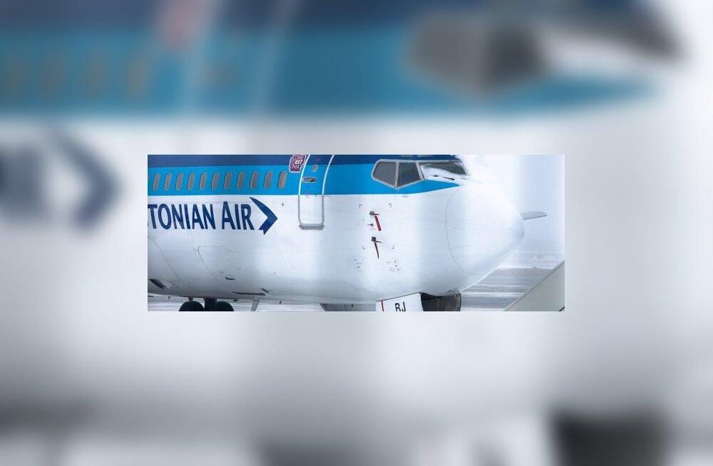 SAS kandib Estonian Airist vara välja?