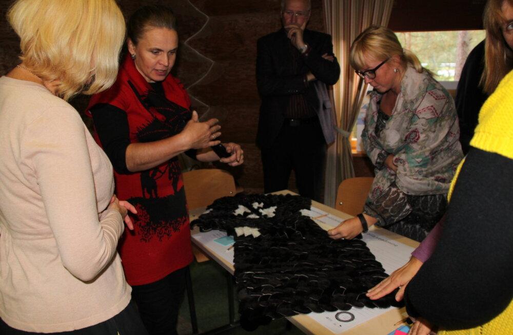 Kagu-Eesti ettevõtjad sobitasid traditsioonilist tarkust uude vormi