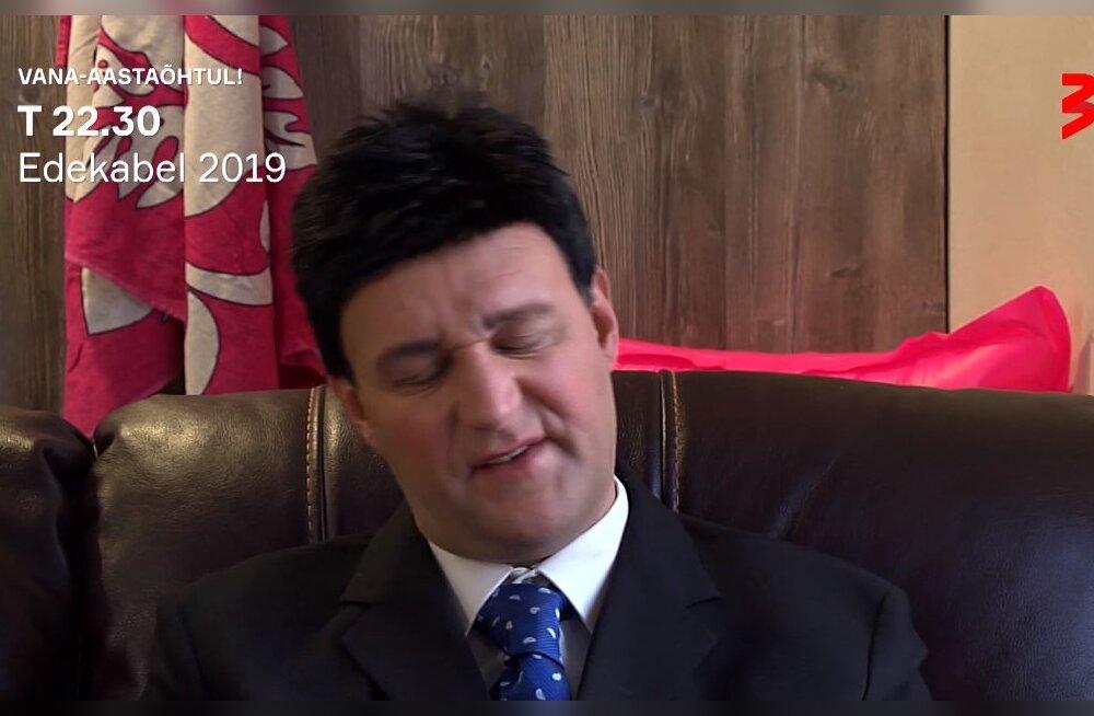 """VIDEO   Peaminister esitab vabanduse…TV3 """"Edekabelis""""!"""