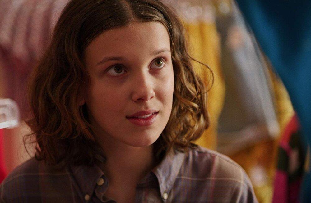 """Netflixi """"Stranger Thingsi"""" staar Millie Bobby Brown võib liituda Marveli Kinouniversumiga"""