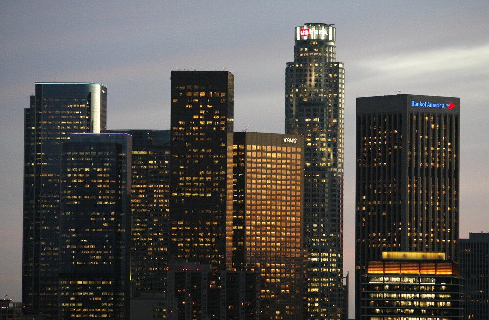 California osariigi suure eelarvepuudujäägi süüdlaseks tehti näpuviga Excelis