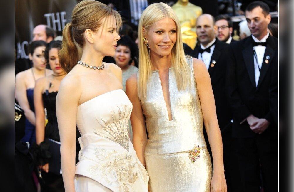FOTOD: Kes panid Oscari-galal kleitidega mööda?