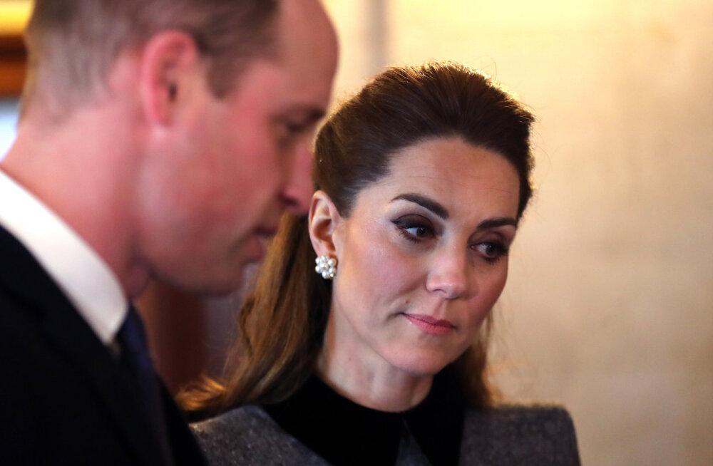 Kas hertsoginna Kate on tõesti Meghani peale taaskord kade? Kuningliku pere eksperdi sõnul tunneb ta, et on lõksus