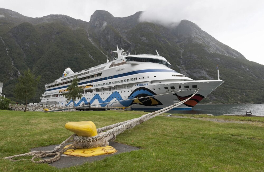 Saksa kruiisilaev Aida Aura