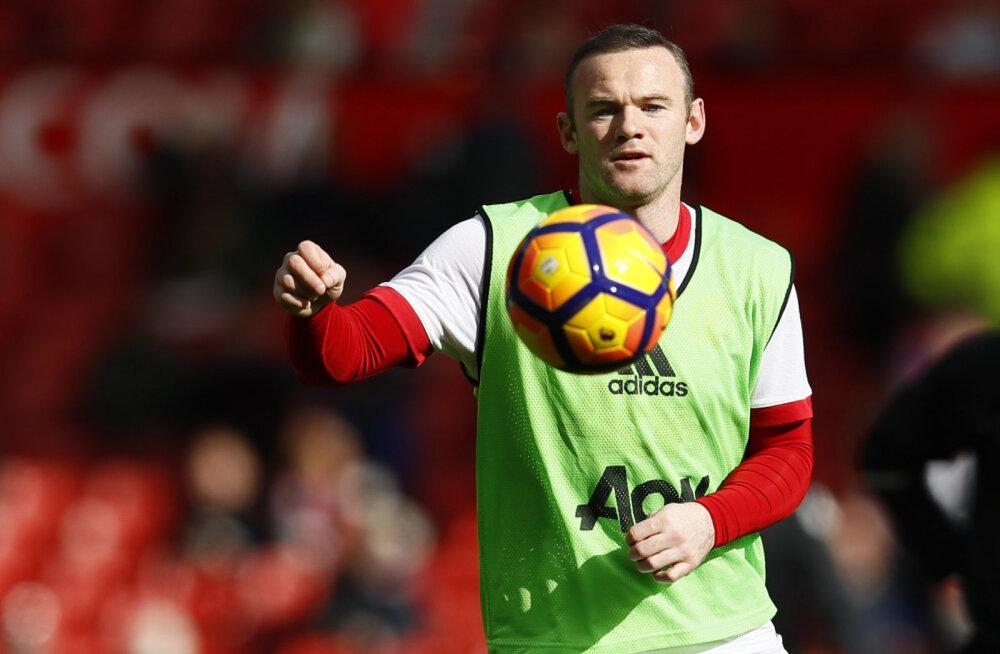 Ajaleht: Rooney naaseb suvel ilmselt lapsepõlveklubisse