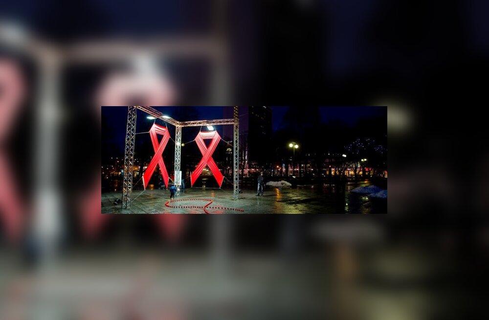 Esimese nädalaga lisandus 11 uut HIV-nakatunut