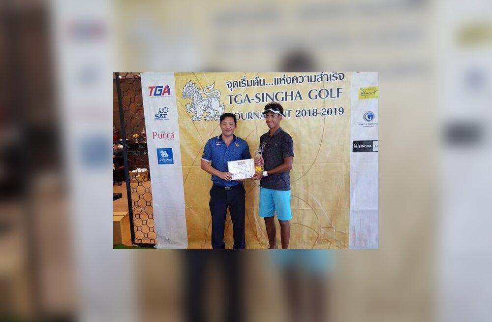 Joonas Turba võitis turniiri ja tõusis WAGR edetabelis Eesti esinumbriks