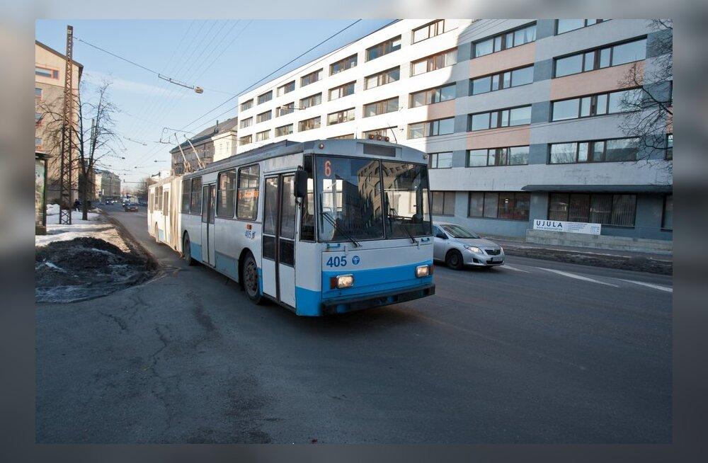 Tallinna transpordifirma juht: trollidel pole pikas perspektiivis tulevikku.