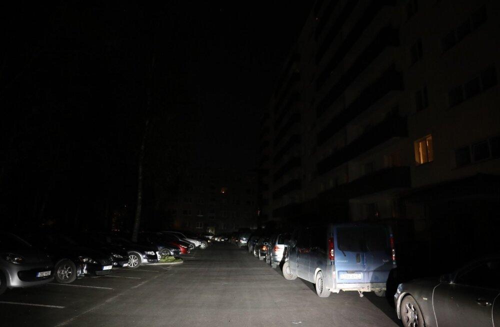 Elektririke Mustamäel