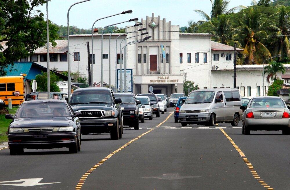 Vaikse ookeani saareriik Palau ähvardab täielikult ära kuivada