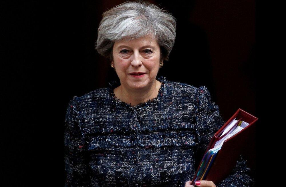 Briti peaminister May peab Firenzes Brexiti-teemalise kõne, kus pakub ilmselt kokkulepet väärtusega 20 miljardit