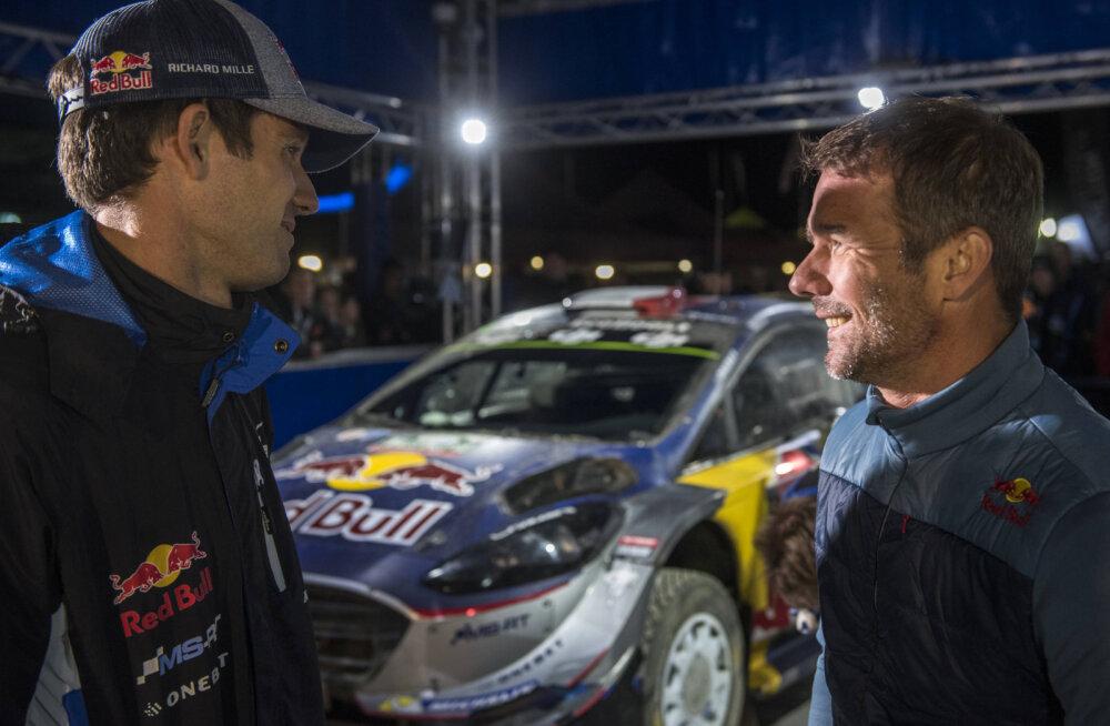 Sebastien Loeb: Ogier on tänavu olnud kõige nutikam sõitja