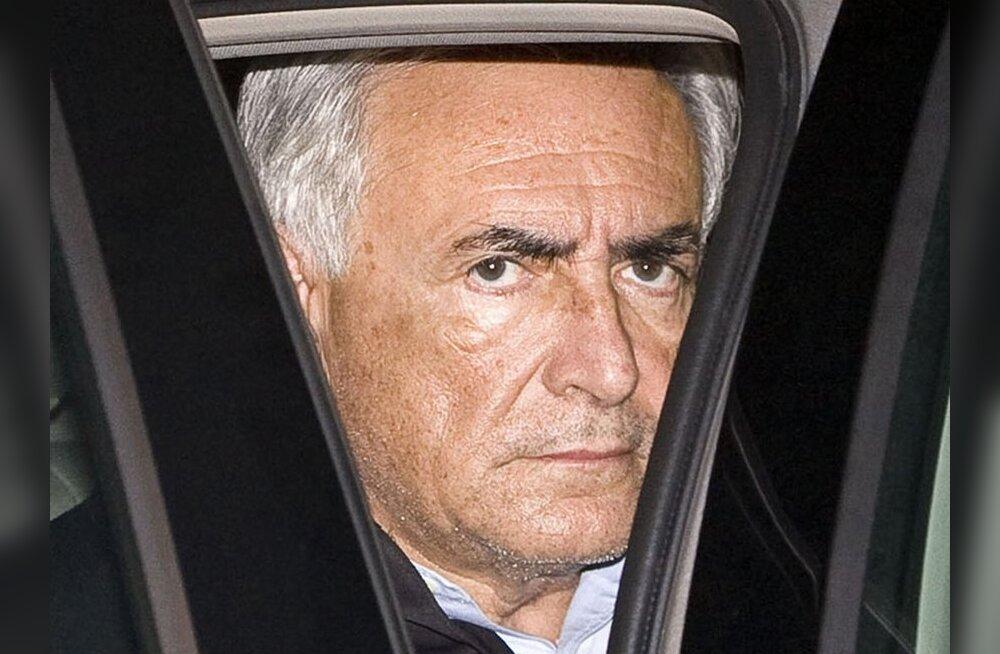 Ka prantslased usuvad Facebookis Strauss-Kahni