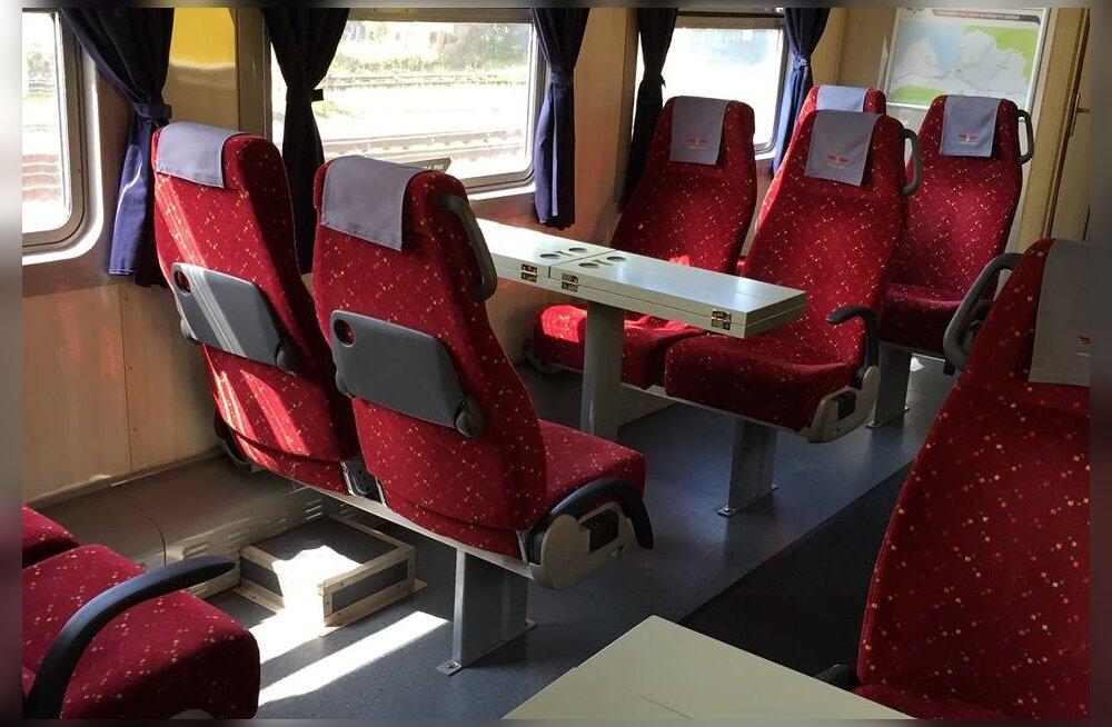 Läti majanduspolitsei uurib 22 miljonilist Ossinovskiga seotud rongiremondihanget