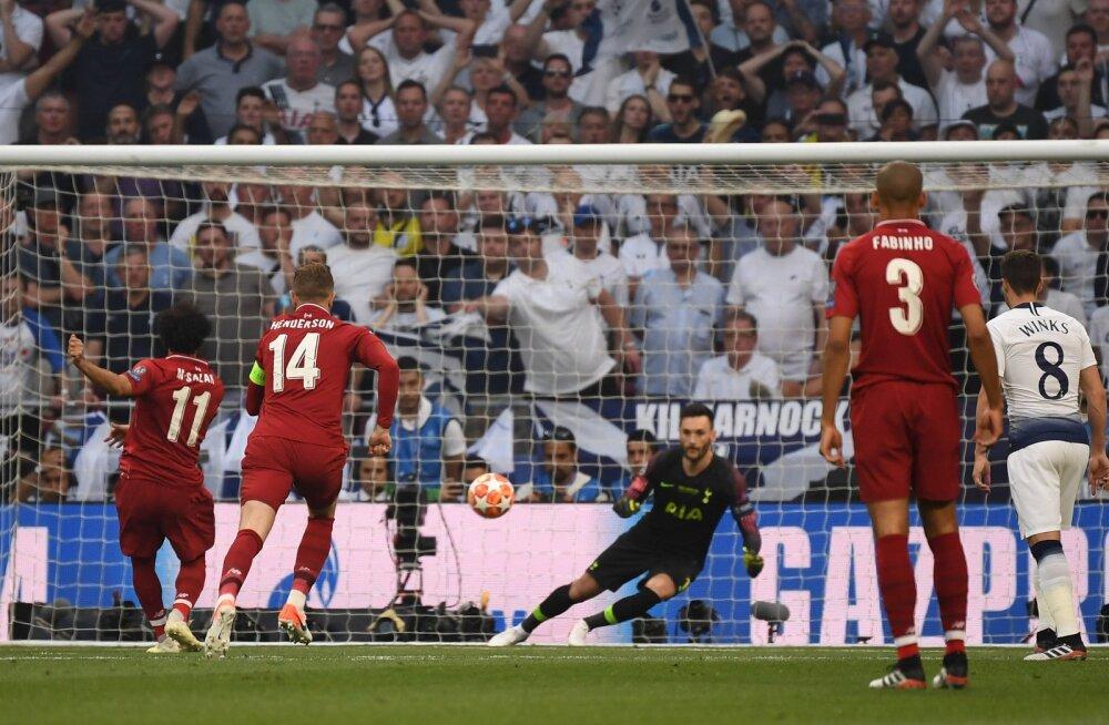 Tottenhami jalgpallitäht: oleks julm, kui Liverpool tiitlist ilma jääks